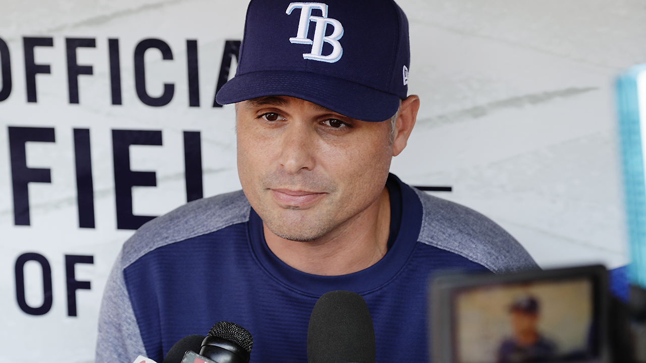 Relieved Rays return focus to the field